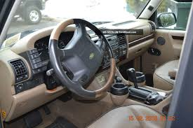 Discovery Interior Awesome 2001 Land Rover Discovery For Interior Designing Vehicle