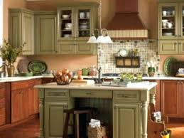 ideas for refinishing kitchen cabinets ideas for painted kitchen cabinets amao me