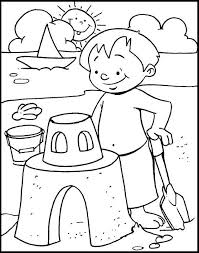 summer vacation coloring pages 12 best summertime images on pinterest coloring sheets drawings