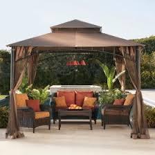 Patio Gazebo Canopy Fabric Gazebo Pin By Jilldenovan Garden Structures