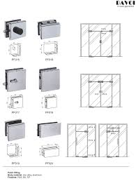 patch fitting glass door glass door patch fitting supplies pf015 016 017 018 019 020