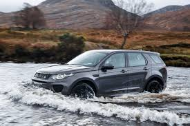 land rover discovery sport 2017 white discovery sport and evoque get more power the car magazine