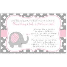 polka dot elephant pink baby shower invitation u2013 the invite lady