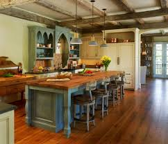 Kitchen Island With Barstools by Exterior Rustic Kitchen Island With Bar Stools Breathtaking
