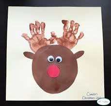 christmas craft rudolf christmas craft ideas pinterest