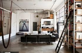 Industrial Look Living Room by How To Achieve An Industrial Style