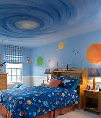 Decor For Boys Room 15 Fun Space Themed Bedrooms For Boys Rilane We Aspire To