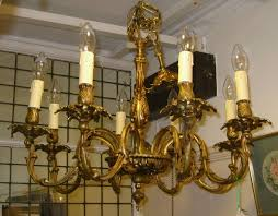 Antique Brass Chandelier Antique Brass Chandelier Shades Improving Room Ambience With An