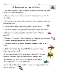 division word problem worksheet u0026 differentiated money word