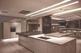 new blu line showroom at design quarter