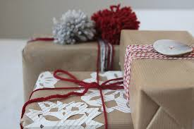 cheap wrapping paper chic and cheap gift wrapping ideas popsugar home