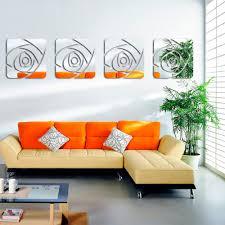 orange living room furniture furniture ideas and decors