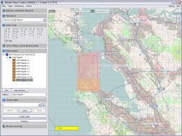 Zip Code Map San Francisco by Mobile Atlas Creator Download Sourceforge Net