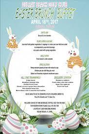 Easter Brunch Buffet by Delray Beach Golf Club Easter Brunch Buffet