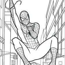 printable coloring pages spiderman spiderman coloring page printable coloring coloring pages spider man