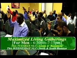 new light christian center church the gathering for men at new light christian center church youtube