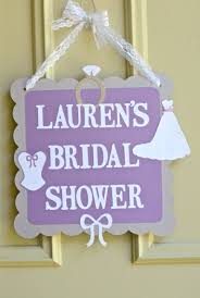 Bridal Shower Signs Bridal Shower Sign Bridal Shower Banner By Veroniquecreations