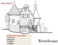 Old English Tudor House Plans Storybook Home Plans Old World Styling For Modern Lifestyles