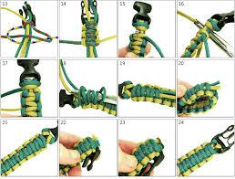 woven weave paracord bracelet images Orange parachute rope bracelet fishtail weave paracord survival jpg