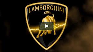 lamborghini logo lamborghini logo on vimeo