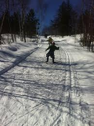 day passes and rentals laurentian nordic ski club