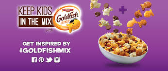 Campbell Kitchen Recipe Ideas by Goldfish Mix