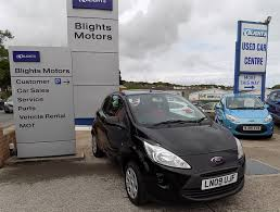 used ford ka studio black 1 2 hatchback bideford devon