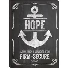 Chalkboard Love And Hope Anchors - cheap hebrews art find hebrews art deals on line at alibaba com