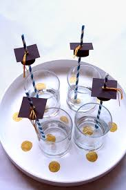 Homemade Graduation Party Centerpieces by 50 Ideas For Graduation The Cottage Market