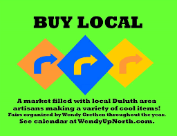 get it local gift fair 2017 duluth day