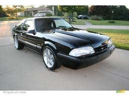 Black Fox Mustang 1992 Black Ford Mustang Lx 5 0 Coupe 17251468 Photo 27