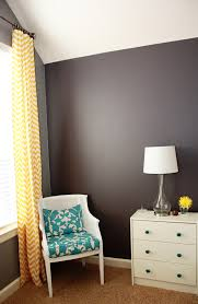 Yellow Curtains For Bedroom Grey And Yellow Curtains Bedroom Eclectic With None