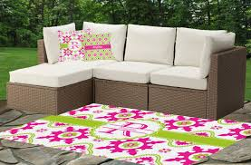 Floral Outdoor Rug Suzani Floral Indoor Outdoor Rug Personalized Baby N Toddler