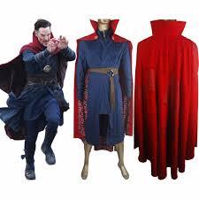 doctor strange uniform cape full set halloween cosplay