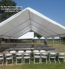 tent rental 20 x 40 canopy tent party canopy rentals los angeles ca