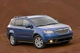 subaru tribeca 2006 interior 2010 subaru tribeca the forgotten seven seat suv