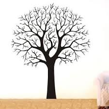 tree decals in rooms in decors