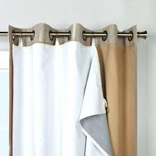 curtain rods for blackout curtains double curtain rod set