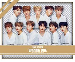 Wanna One Render Wanna One Profile Picture Pt2 By Yooncua On Deviantart