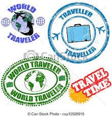 world traveller images World traveler stamps set of world traveler grunge rubber jpg