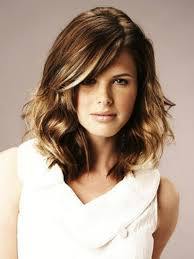 good haircuts for shoulder length wavy hair haircut u2013 latest