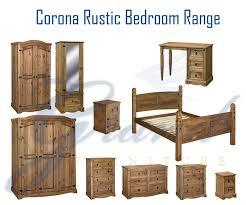 Modern Bedroom Furniture Uk by Corona Rustic Dark Wooden Bedroom Furniture Sets Grand Furniture