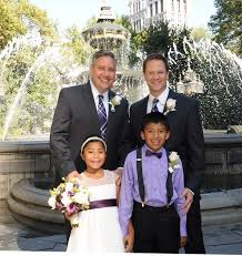 Chris Marshall Blind Faith Ohio Weatherman Chris Bradley Comes Out Posts Beautiful Wedding
