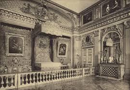 chambre louis xiv palast versailles louis xiv zimmer als kunstdruck