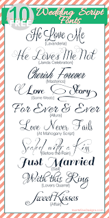 free fonts for wedding invitations free fonts wedding monograms wedding script