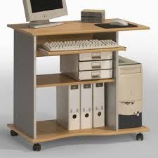 Tesco Computer Desks Buy Maja Möbel Computer Desk With Keyboard Shelf Silver Lacquer