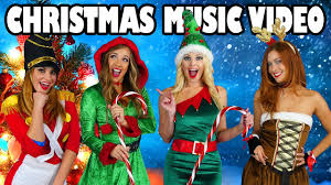 christmas songs music video for kids totally tv from