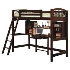 Bunk Beds  Loft Beds With Desks Wayfair - Twin bunk bed with desk