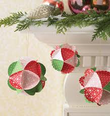 martha stewart crafts paper kit ornament clearance