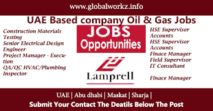electrical engineering jobs in dubai companies contacts lrell offshore and onshore oil gas needs staff
